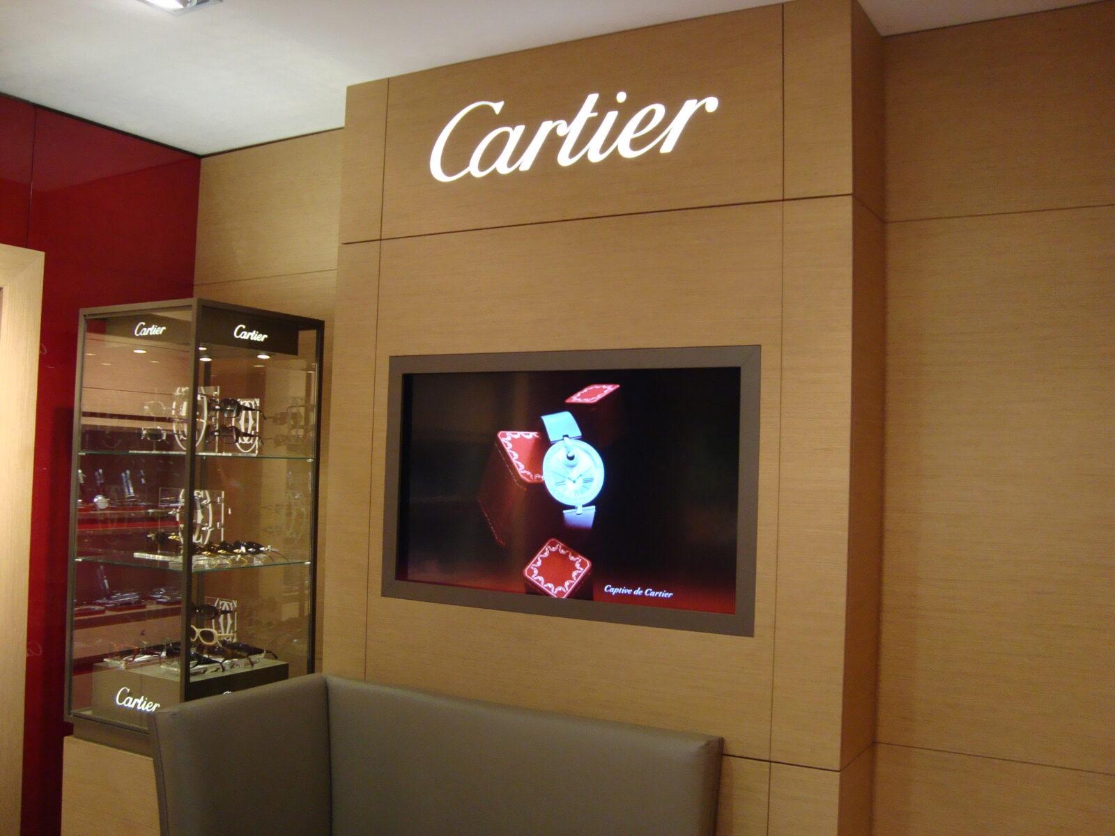 Cartier Flagship Store – Lima, Peru
