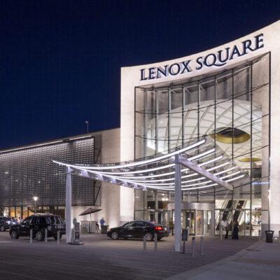 Macy's – Men's Active Aisle At Lenox Square