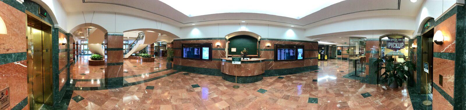 BMAB West Lobby
