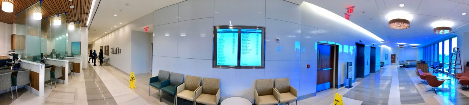 MCI RESEARCH 2ND FLOOR