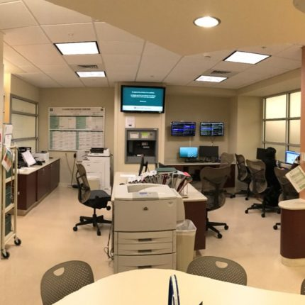 Nursing Station Slider