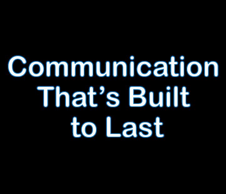 Built to Last – DSignage